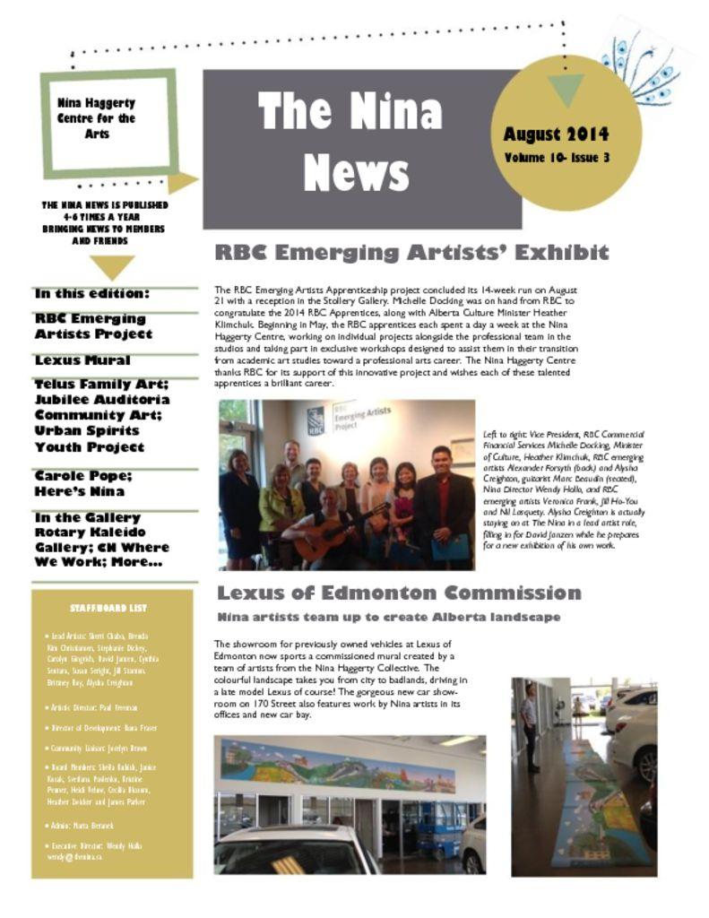 thumbnail of Nina_News_V10-Issue3-August-20 14