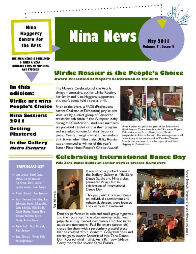 thumbnail of Nina_News_V7-Issue 2 May 11