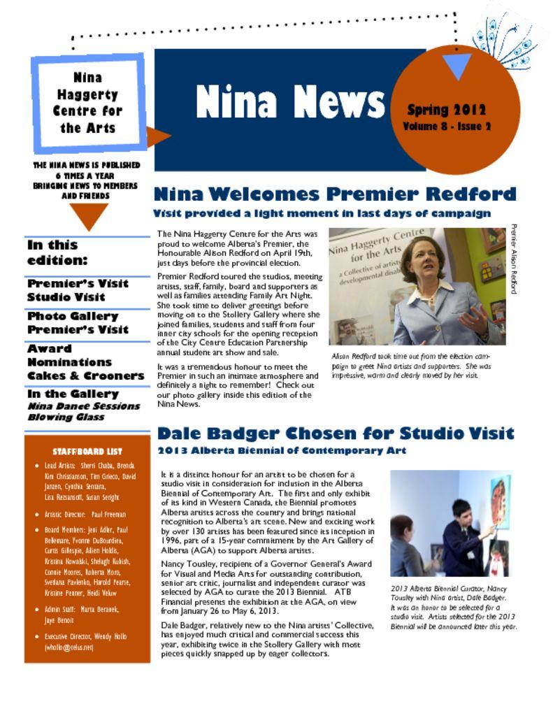 thumbnail of Nina_News_V8-Issue 2 Spring 12