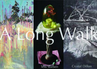 A Long Walk | Crystal Dillon, Krista Hamilton, & Tess Stieben