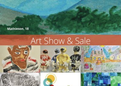 Centre for Autism Services' Annual Show & Sale