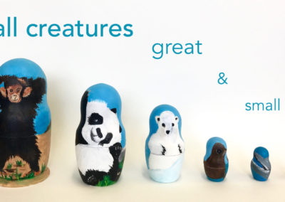 All Creatures Great & Small | Nina Collective