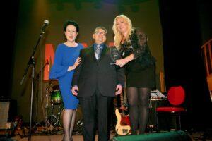 Jamie Laventure acception the REALTORS Community Foundation CREATE Award