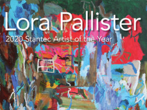 Lora Pallister Stantec Artist of the Year