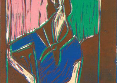 Dean Bardal after Modigliani