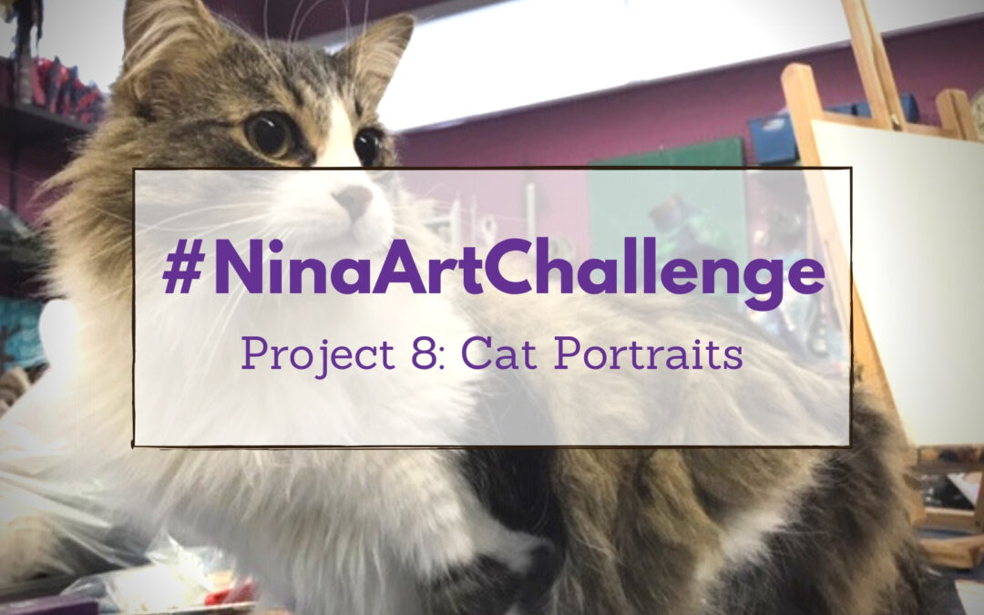 Project 8 – Cat Portraits