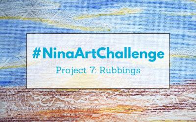 Project 7 – Rubbings