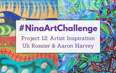 Project 12 – Inspired by Uli and Aaron