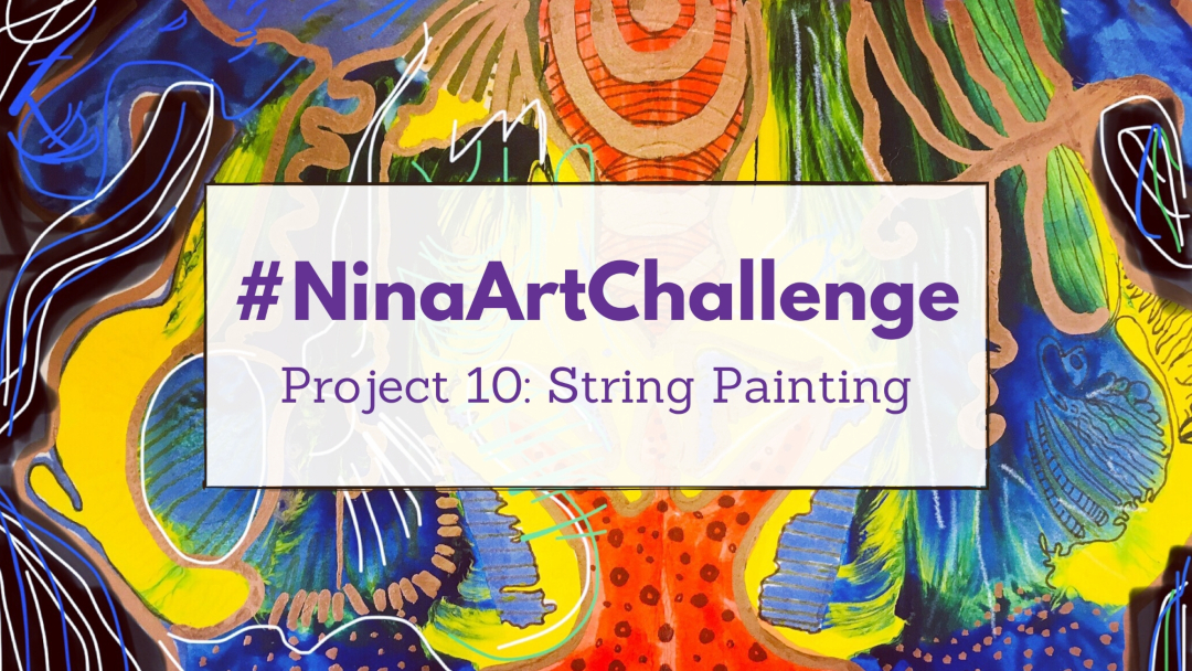 Project 10 – String Painting