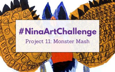 Project 11 – Monster Mash