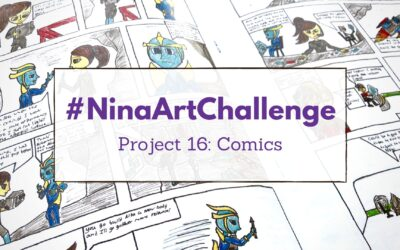 Project 16 – Comics