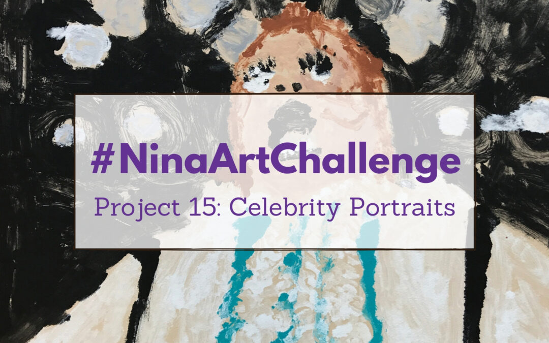 Project 15 – Celebrity Portraits