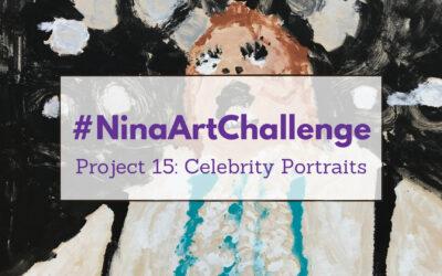Project 15 – Celebrity Portraits