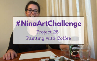 Project 26 – Painting with Coffee