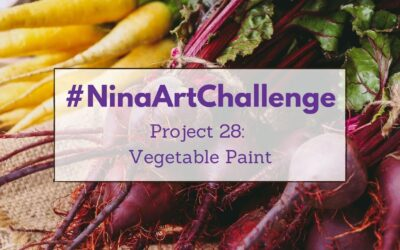 Project 28 – Vegetable Ink