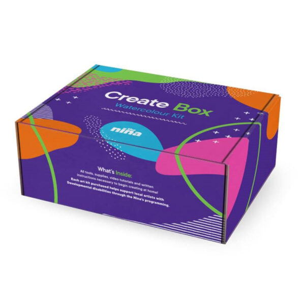 Create Box: Watercolour Basics