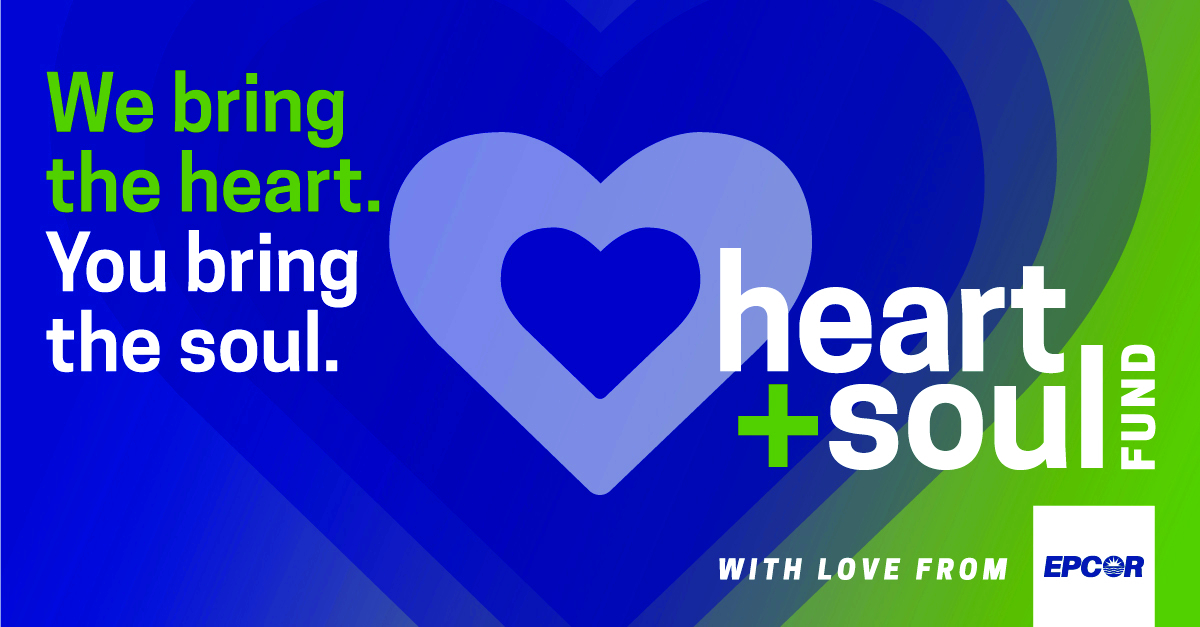 EPCOR Heart & Soul Fund Graphic
