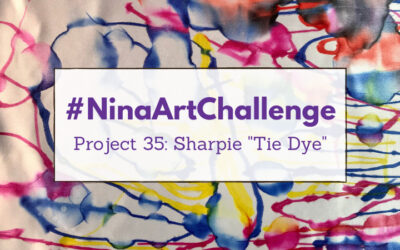 "Project 35 – Hand Sanitizer ""Tie Dye"""